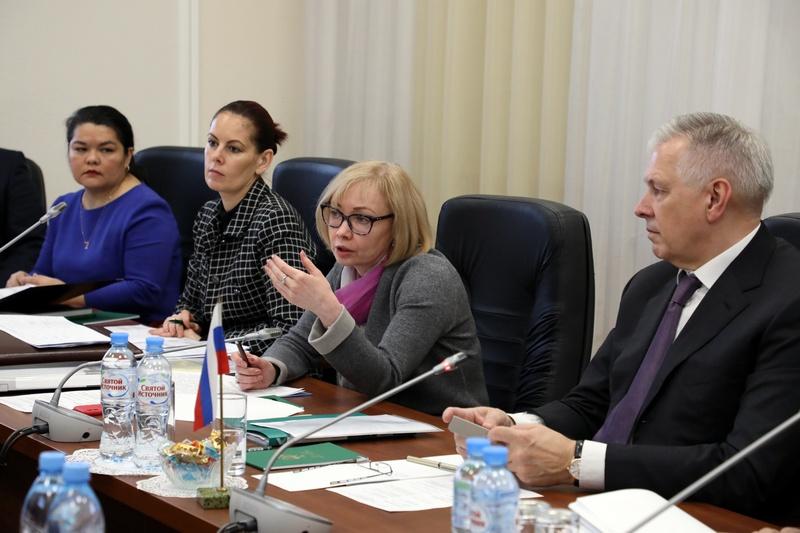 Сергей Данкверт провел встречу с вице-министром сельского хозяйства Республики Казахстан Гульмирой Исаевой
