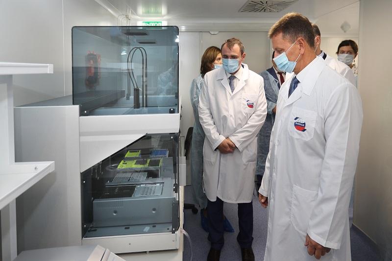 Состоялась официальная церемония открытия нового лабораторно-виварного корпуса ФГБУ «ВНИИЗЖ»