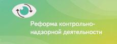 Реформа контрольно-надзорной деятельности